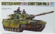 Tamiya 35068 British Army Chieftain Mk.5
